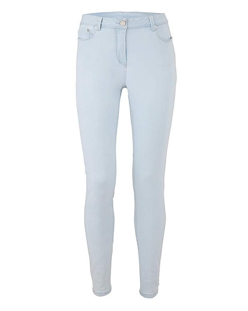 Simply Be Chloe Ankle Grazer Jeans Reg.