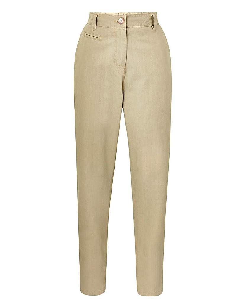 Ankle Grazer Chino Trousers Regular