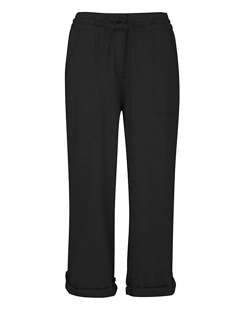 Fashion Linen Trouser Regular