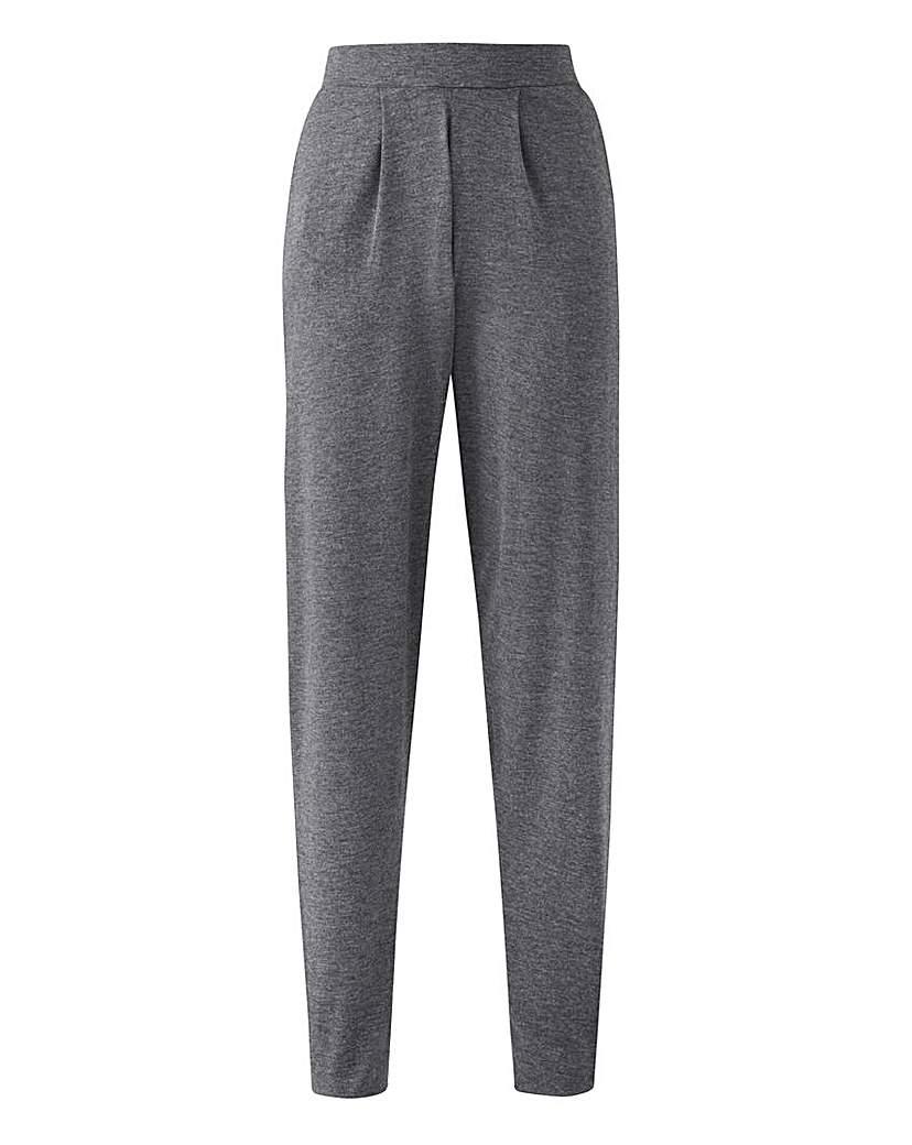 Stretch Jersey Harem Trouser Regular.