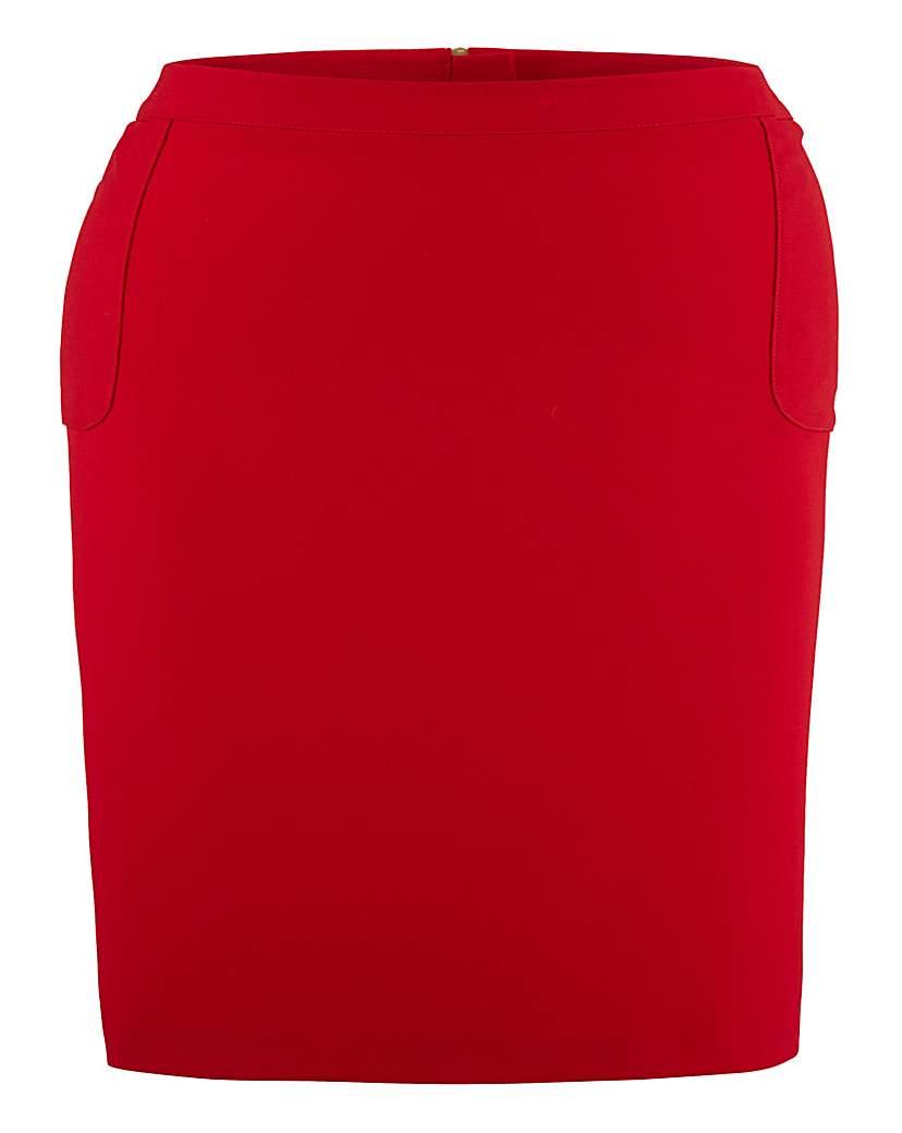 1960s Style Skirts Sixties Style Mini Skirt £11.75 AT vintagedancer.com