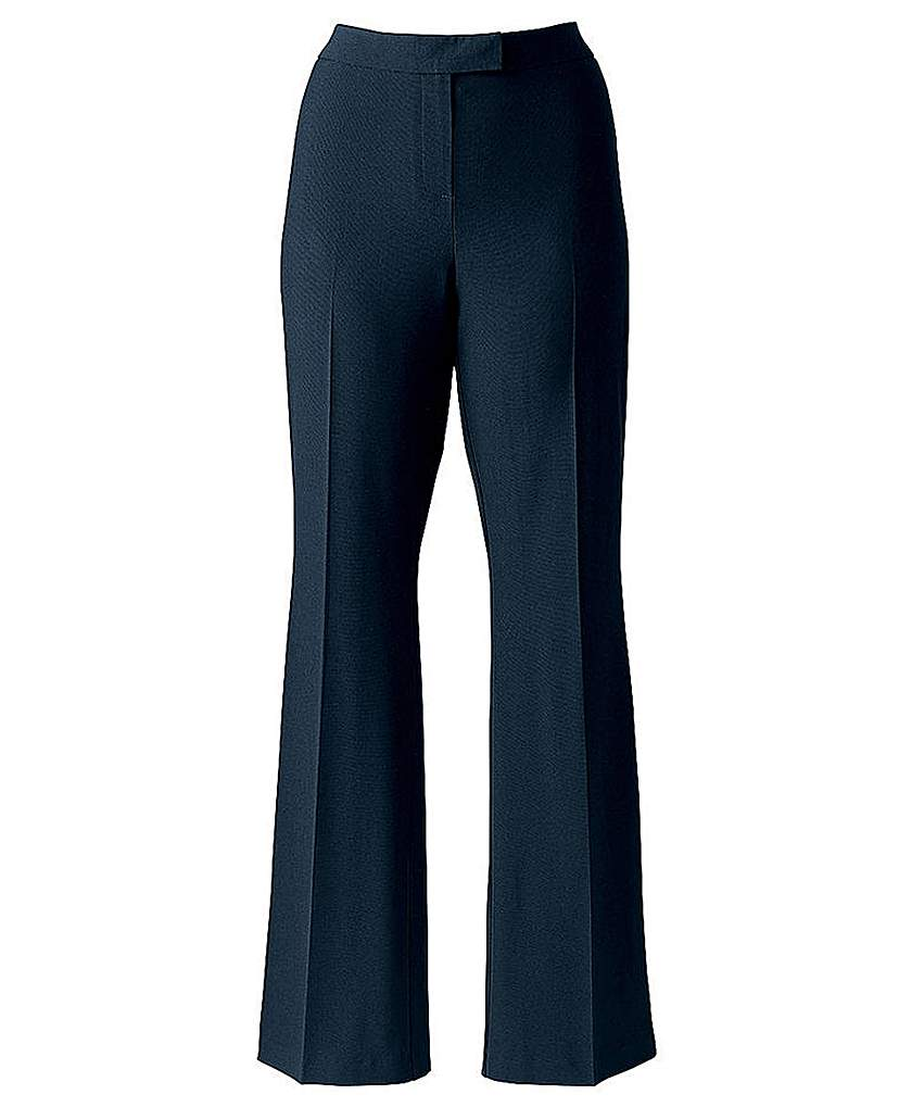 Bootcut Trousers Length 34in