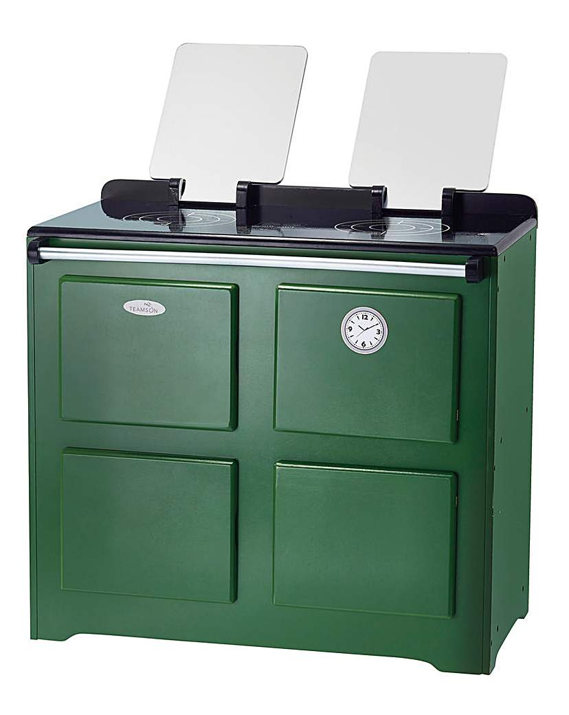 Teamson Kid Traditional Farmhouse Cooker