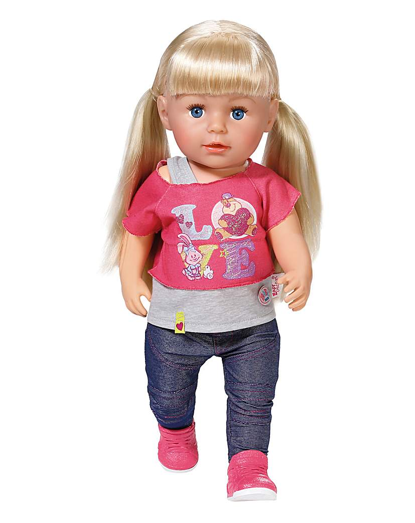 Image of Baby Born Sister Doll
