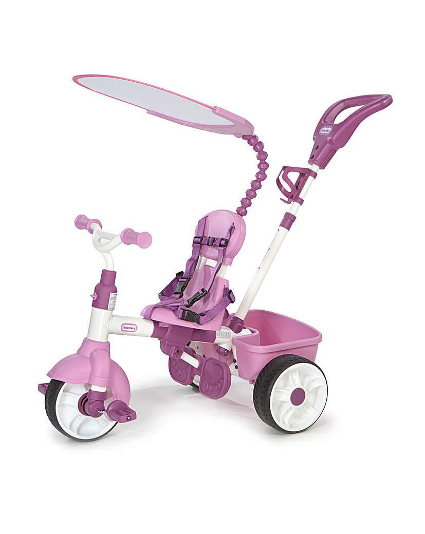 Little Tikes 4 in 1 Basic Edition  Pink