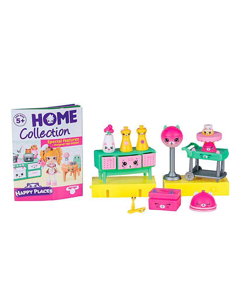 Shopkins Places Decorator Pack - Kitty