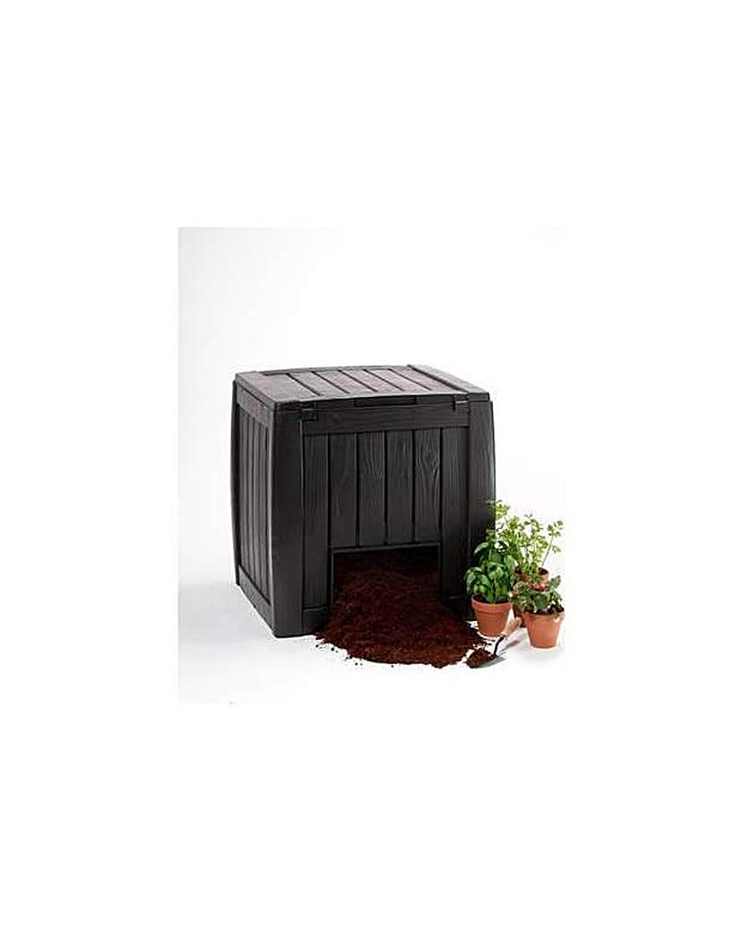 Image of Keter Deco Composter - 340L.