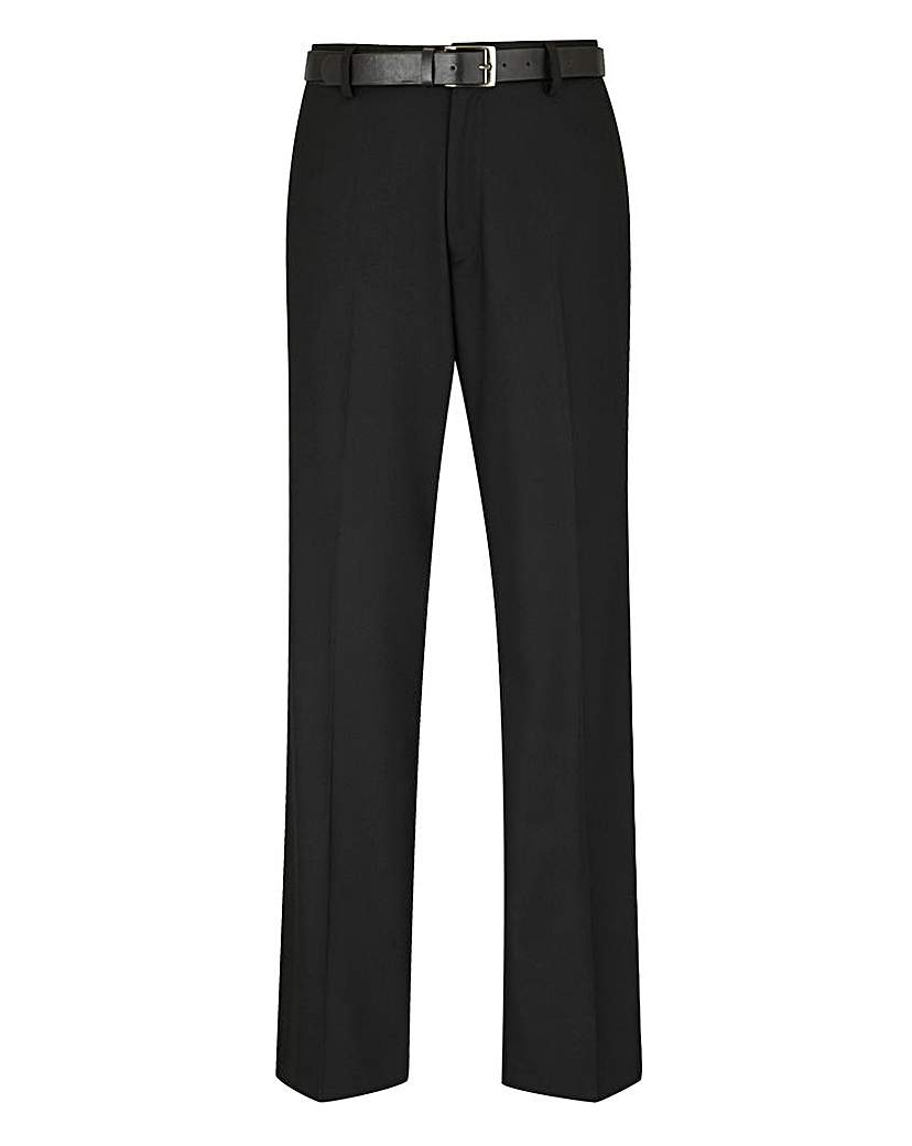 Image of Black Label Acton Slim Stretch Trouser