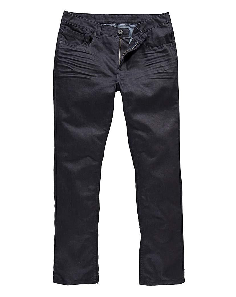Men's Trousers Black Label By Jacamo Mull Jeans 31