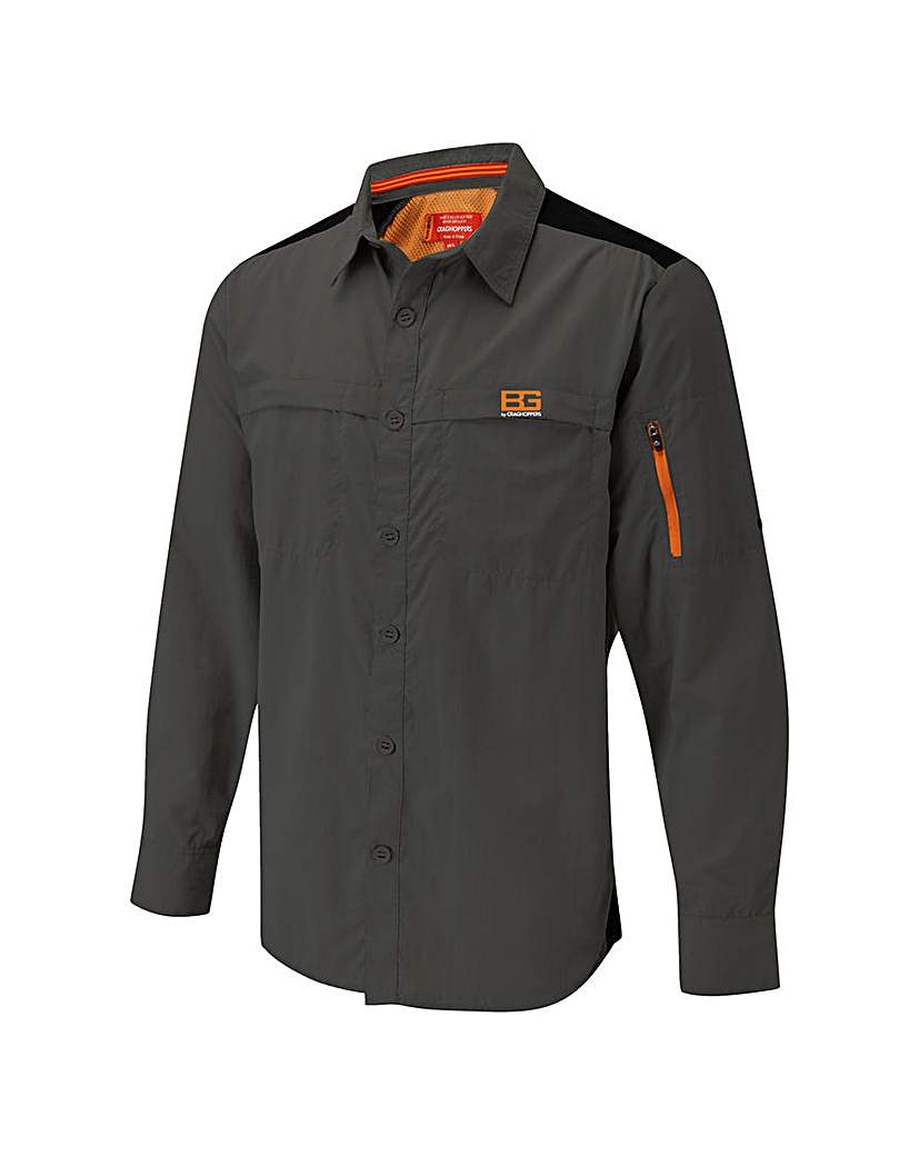 BearGrylls Bear Treck Long-Sleeved Shirt