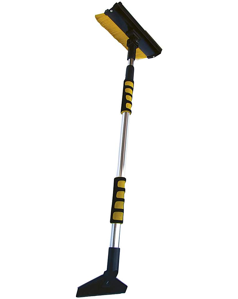 Streetwize Ext Ice Scrape Brush