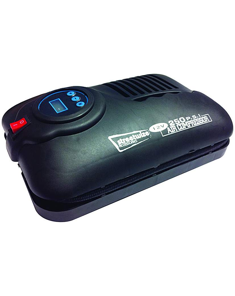 Streetwize  Digital Air Compressor