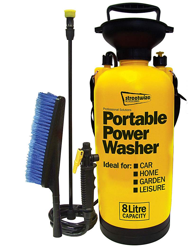 Image of Streetwize Portable Power Spray