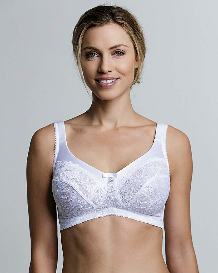 Miss Mary Variable Strap Non Wired Bra.