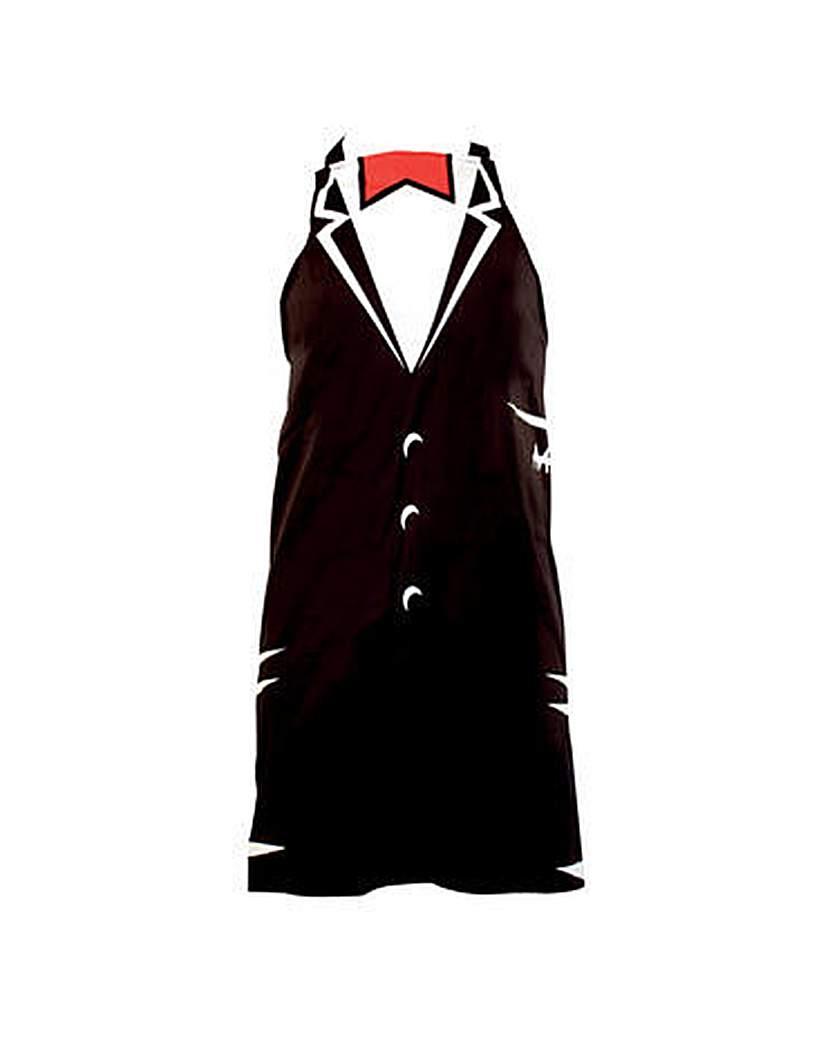 Monopoly Apron Tuxedo