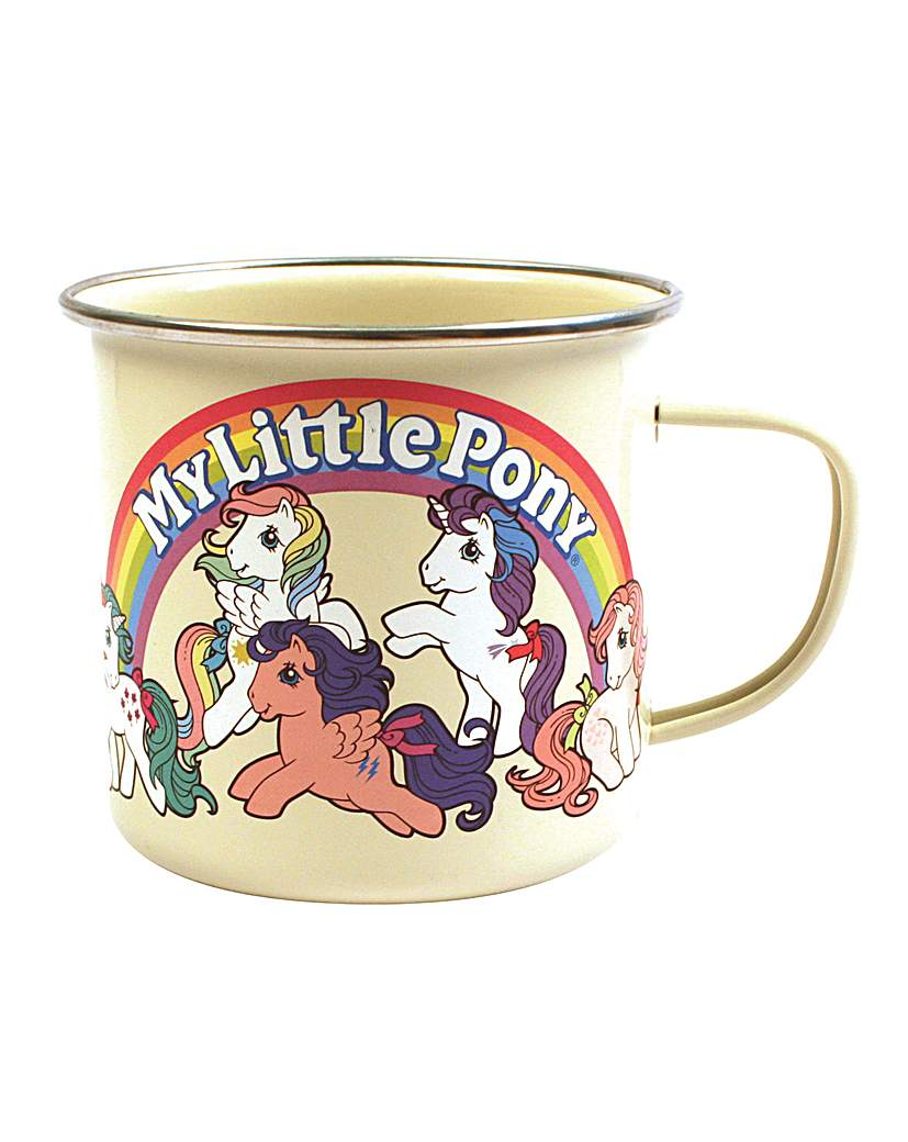Image of My Little Pony Enamel Mug