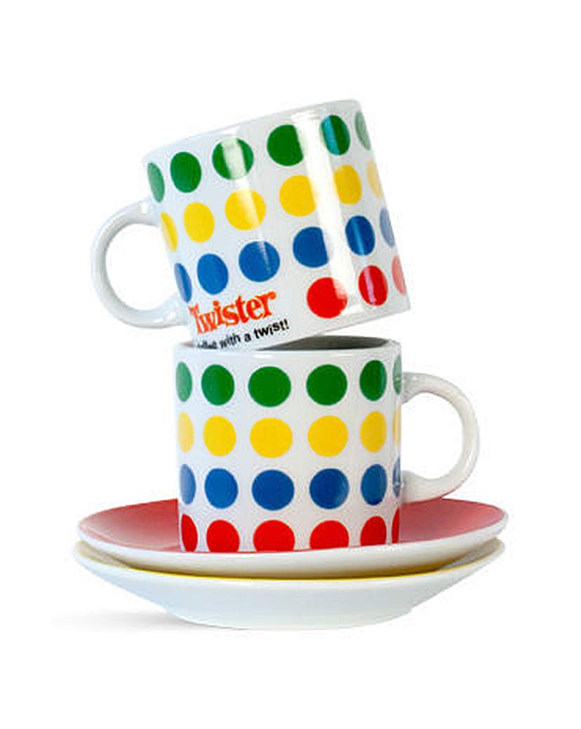 Image of Twister Espresso Cups