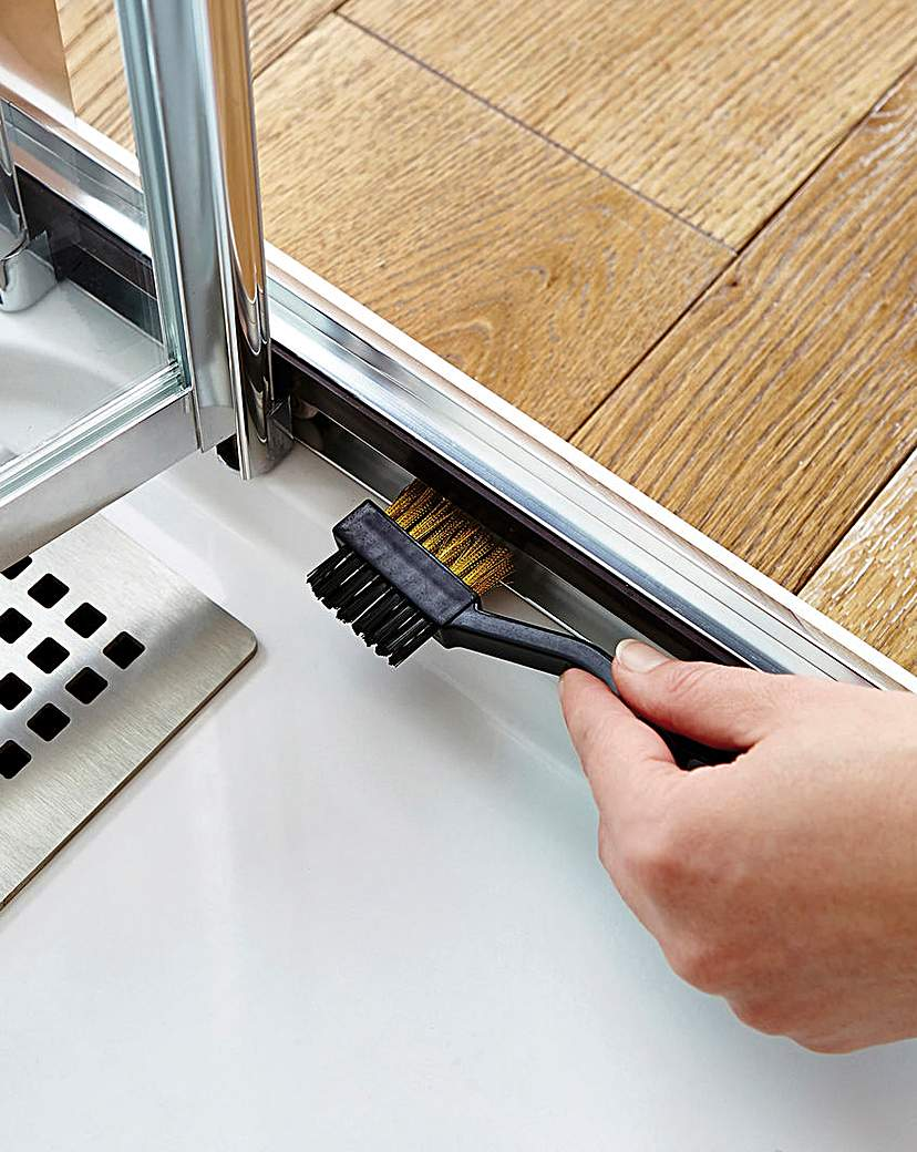 Shower Track Cleaning Brush