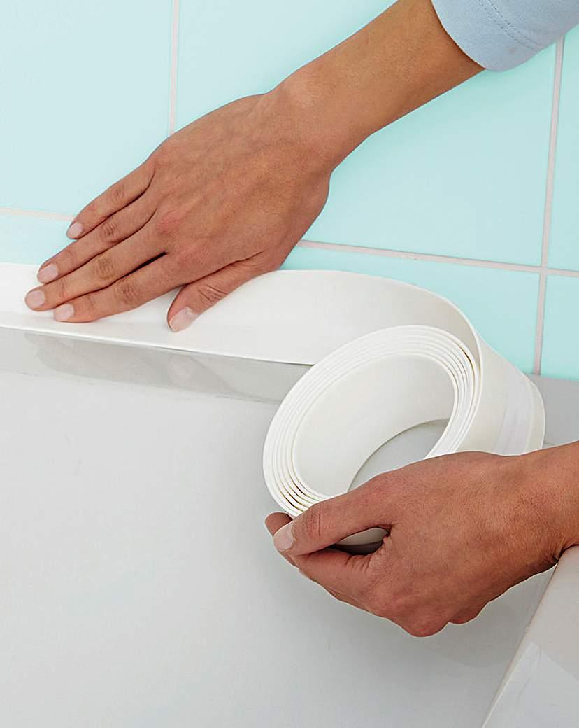Bathroom Tape