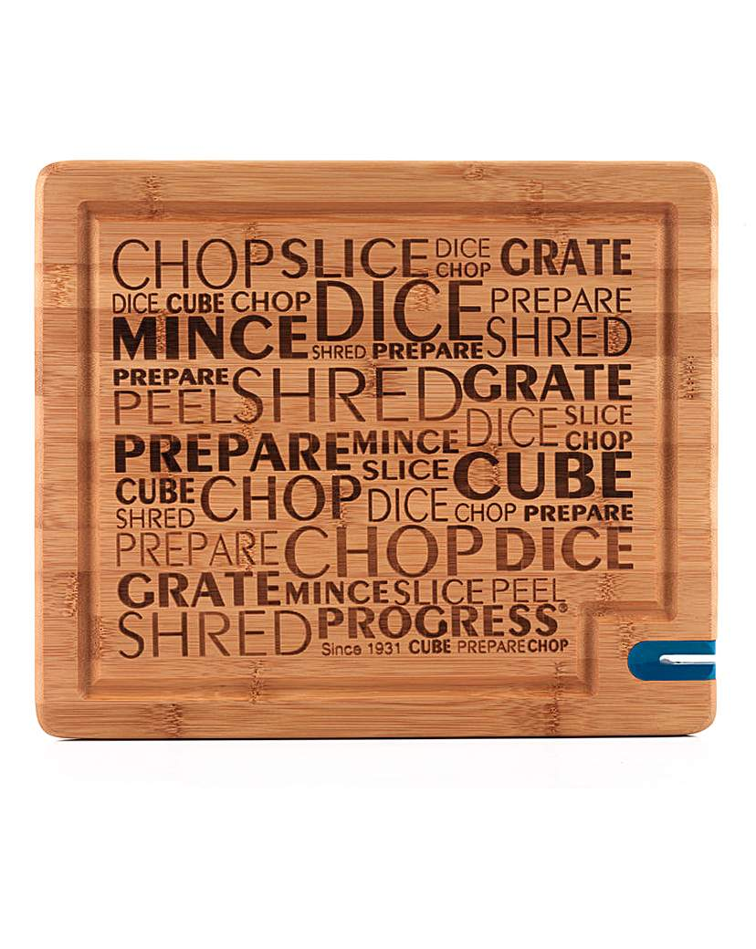 PROGRESS Bamboo Chopping Board