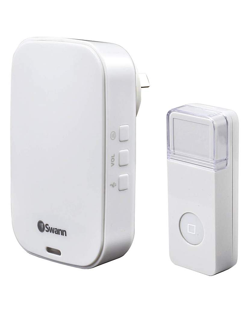 Image of SwannOne Wireless Door Chime receiver