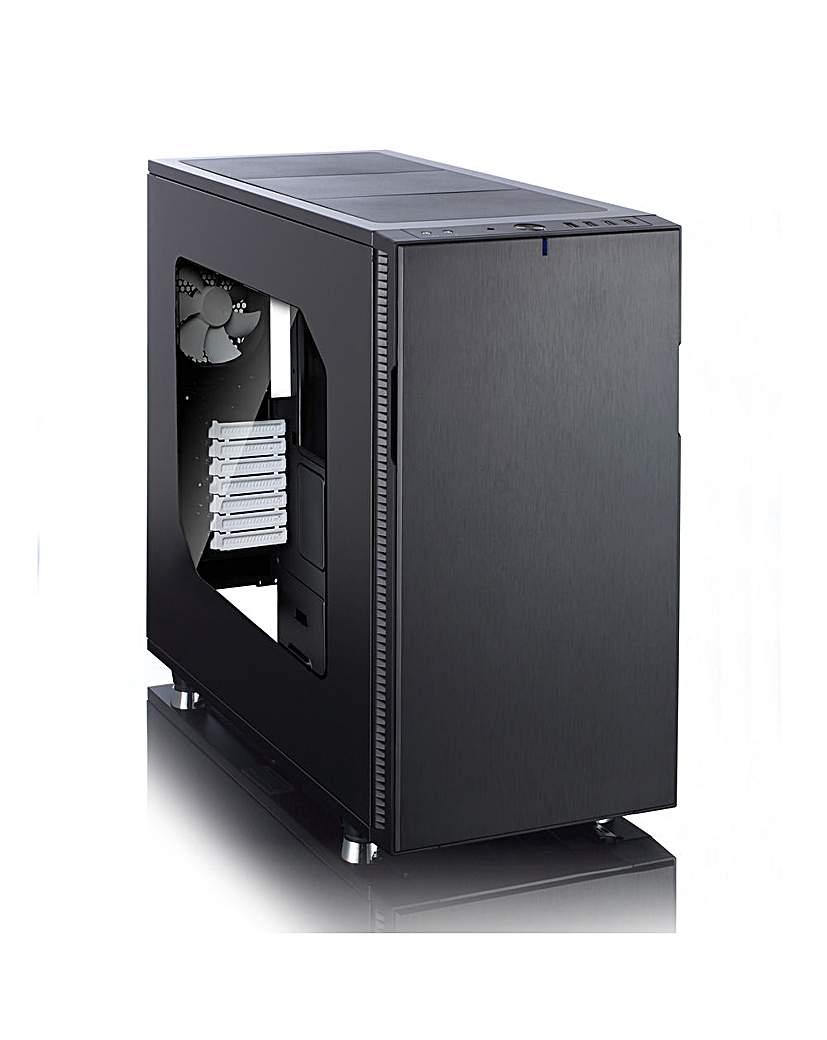 FRACTAL DEFINE R5 WINDOWED BLACK