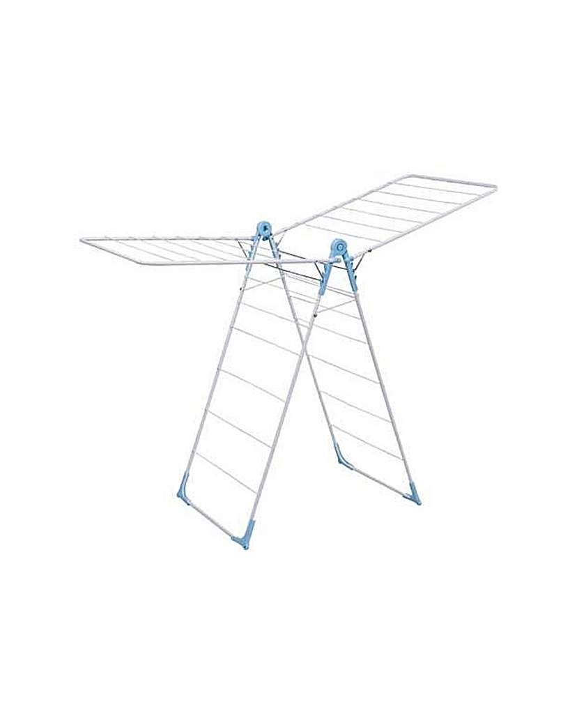 Large Cross Wing Indoor Clothes Airer
