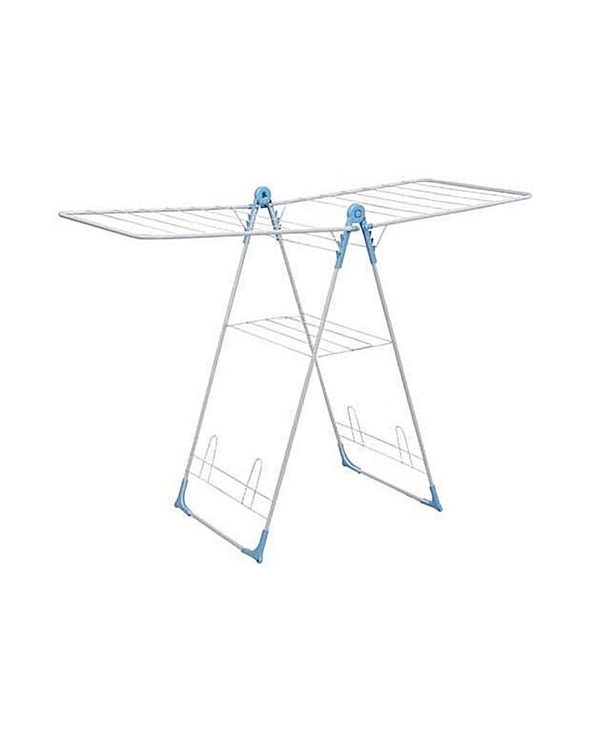 Product photo of Cross wing indoor clothes airer