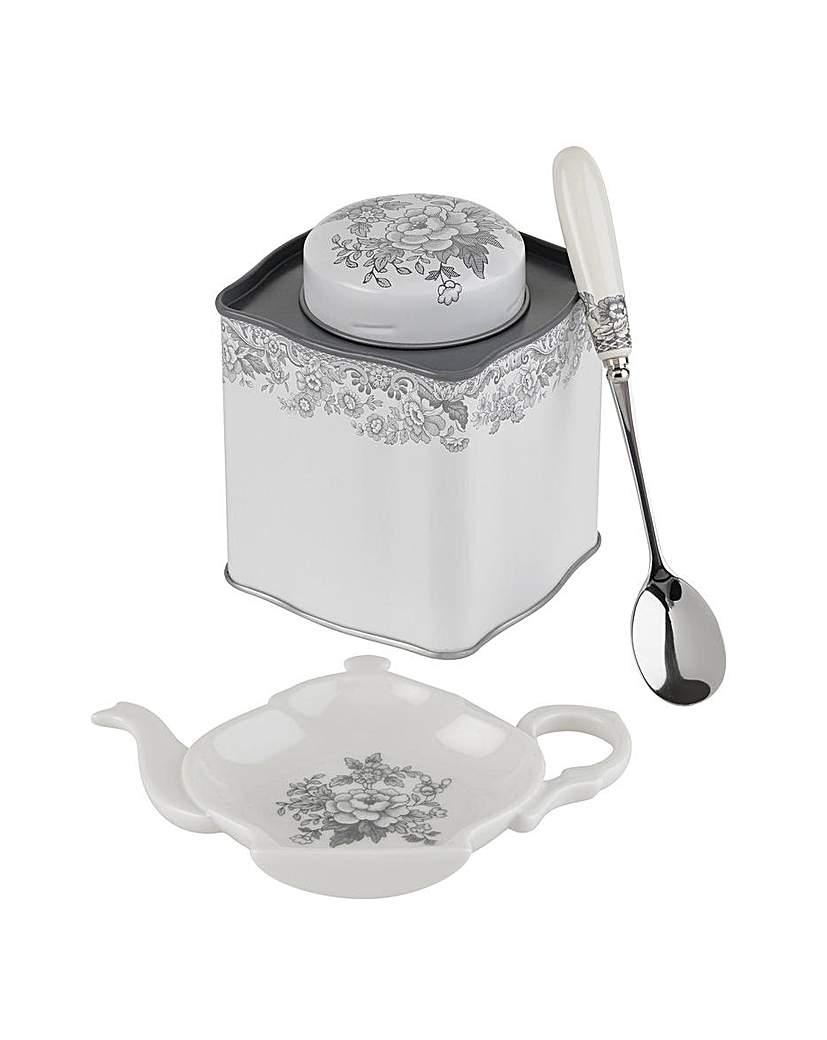 Delamere Rural Three Piece Tea Set