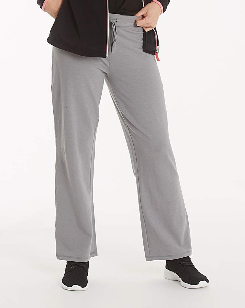 Image of Cotton Rich Straight Leg Pant 29 Inch