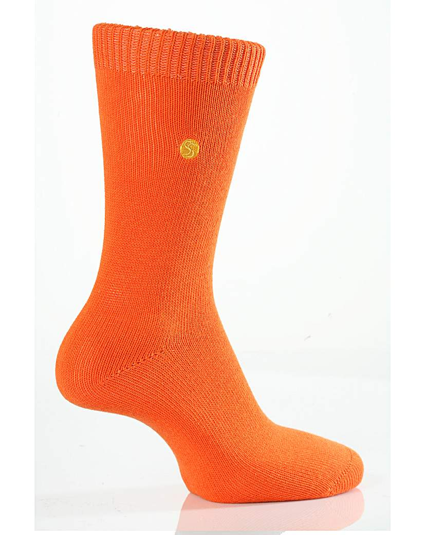 1 Pair Sockshop Colour Burst Socks