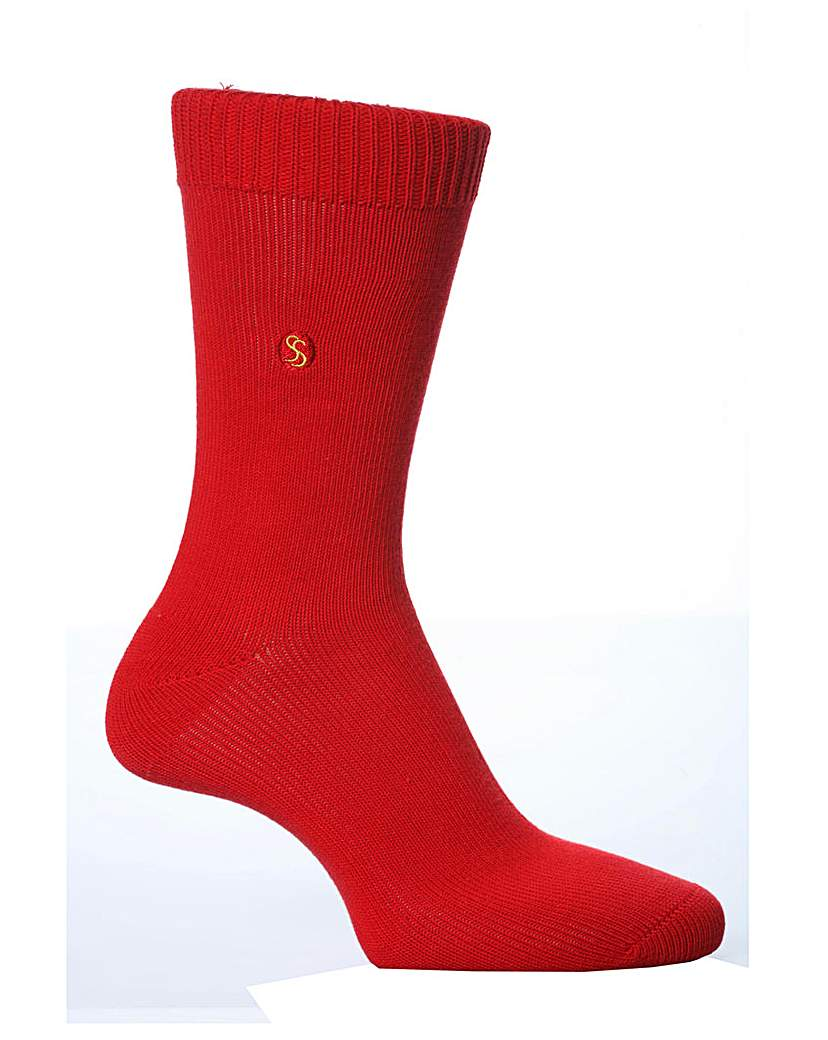 Image of 1 Pair Sockshop Colour Burst Socks