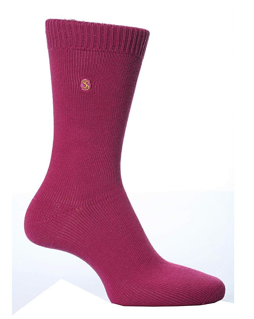 Image of 1 Pair Sockshop Colour Burst Socks