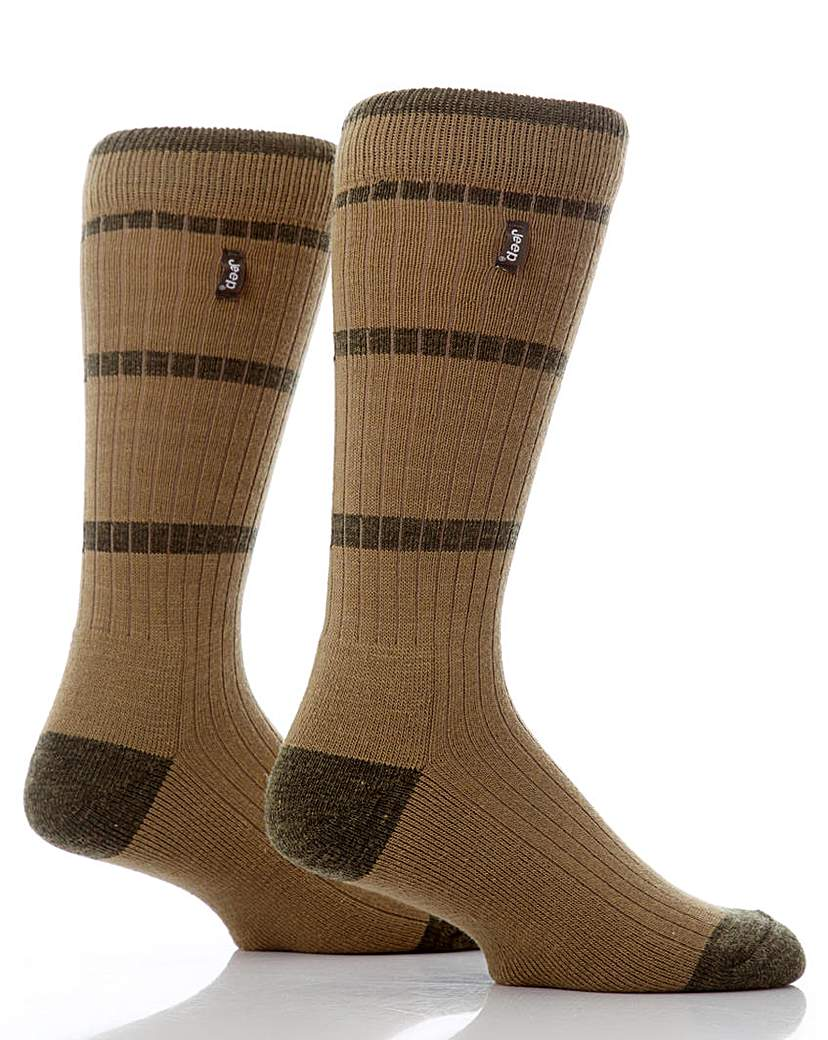 Jeep Long Terrain Socks at Premier Man Catalogue