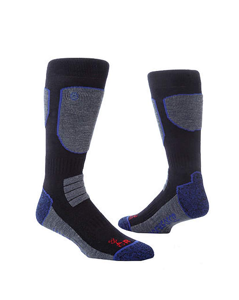 1 Pair Workforce Ultimate Safety Socks