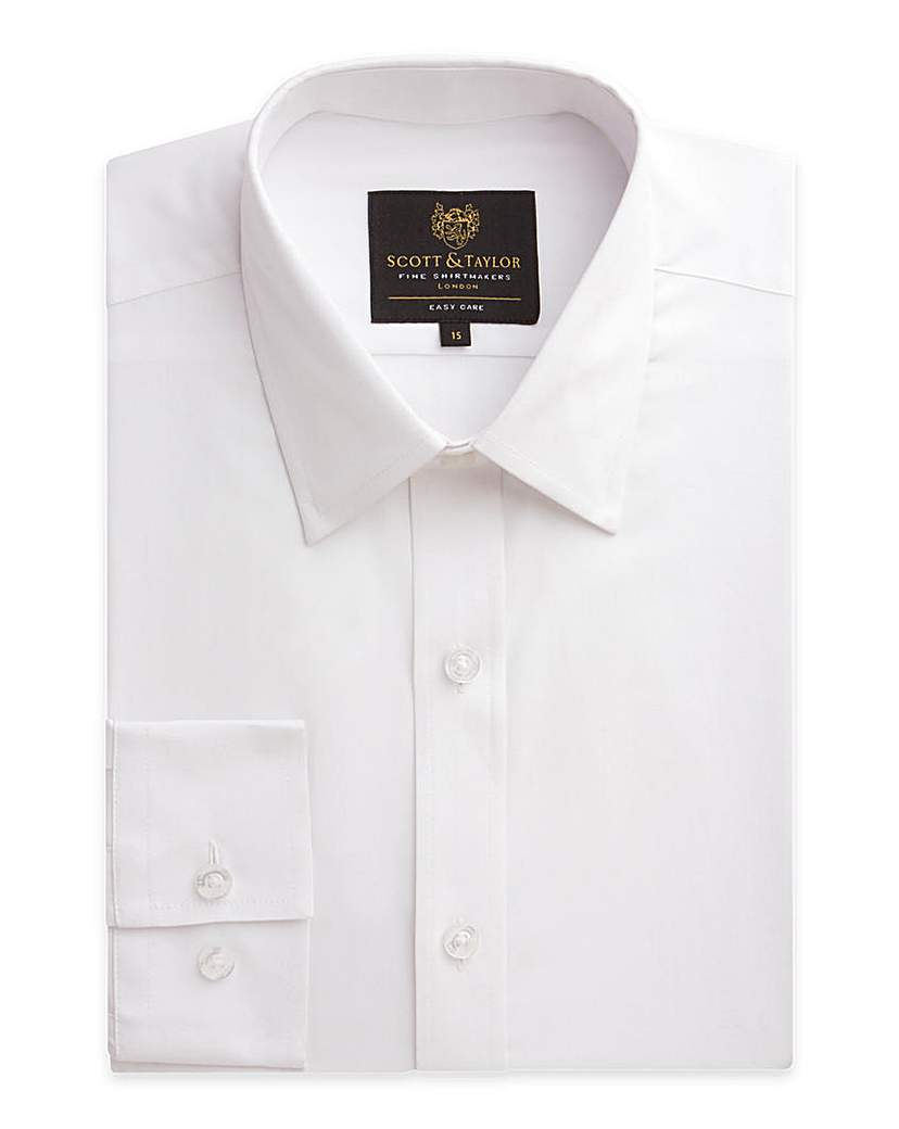 Scott & Taylor LS Plain Shirt