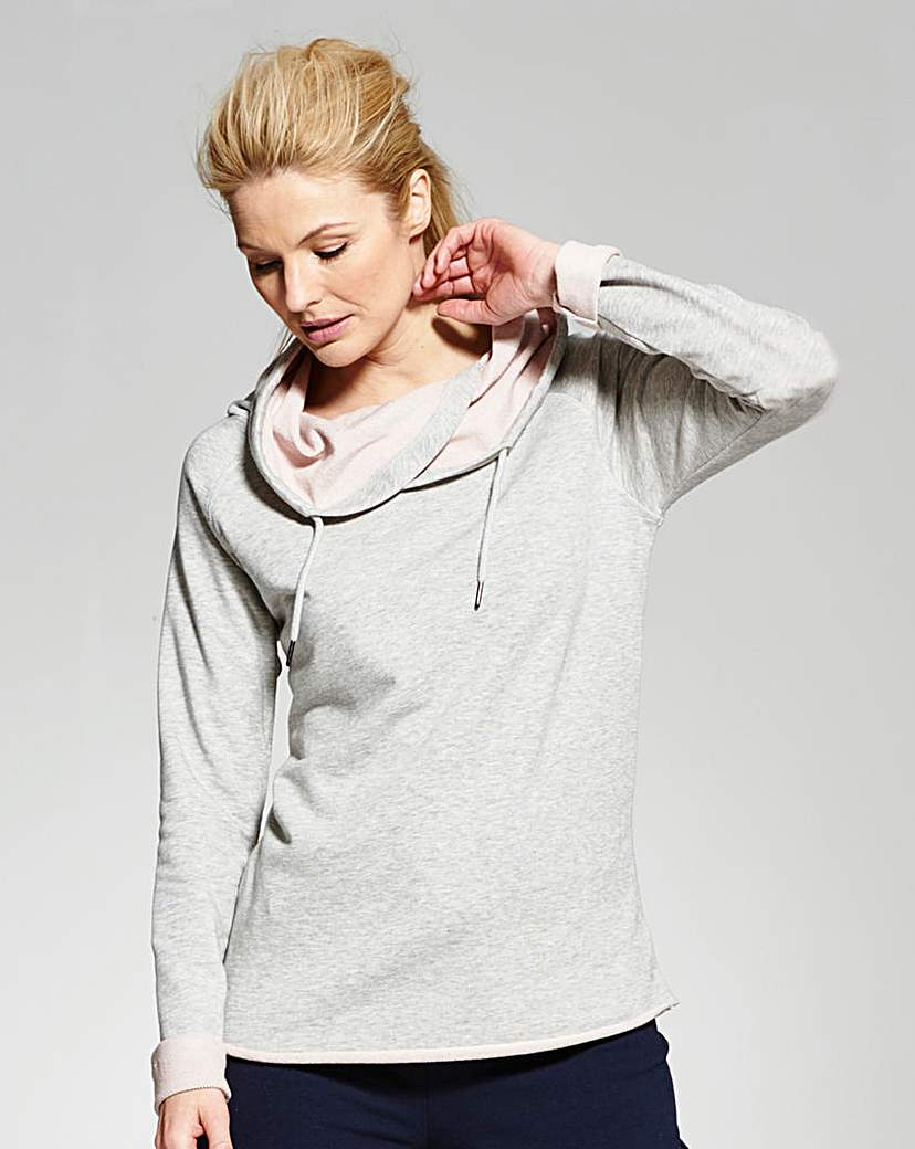 Image of Funnel Neck Pullover