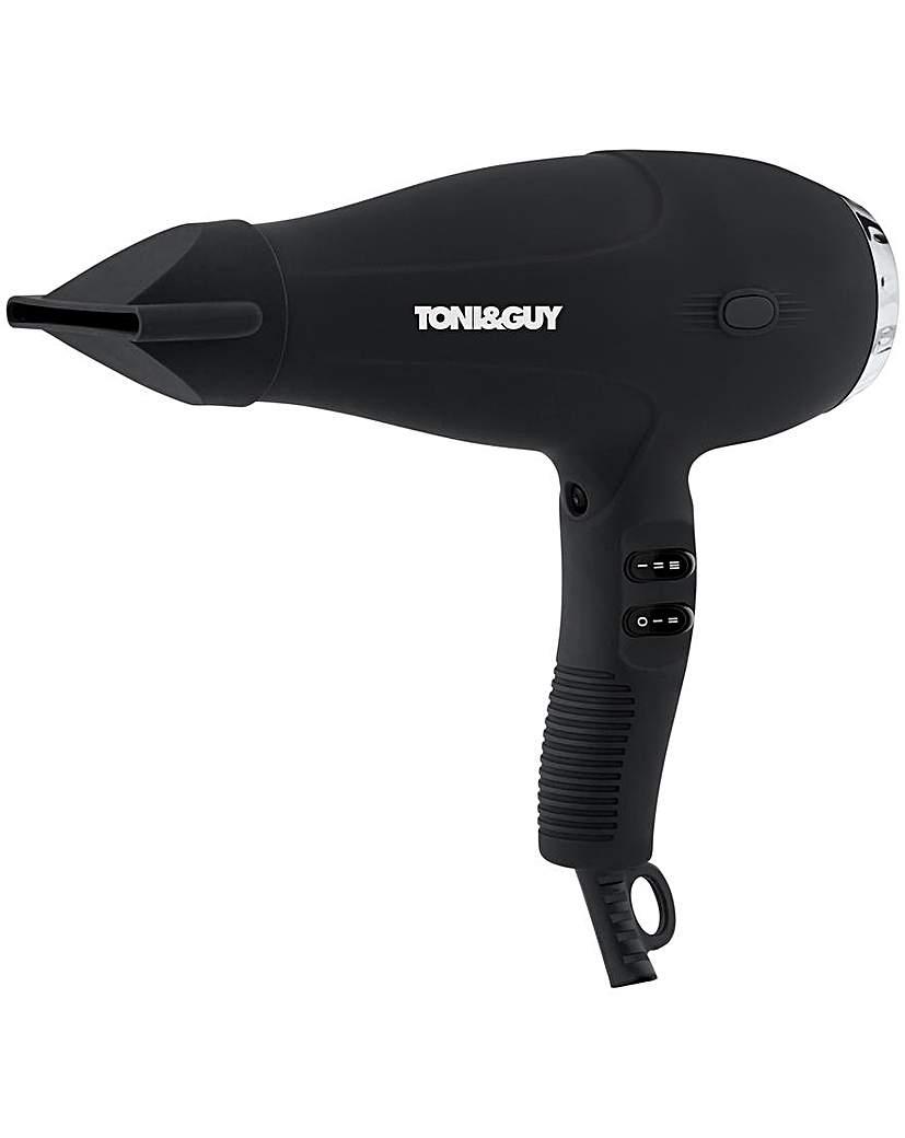 Toni & Guy Compact AC Hairdryer.