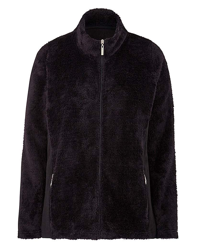 Anthology Fleece Zip Top