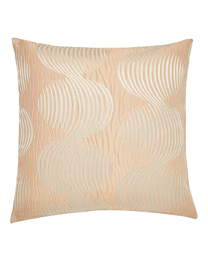 Image of Astoria Jacquard Square Filled Cushion