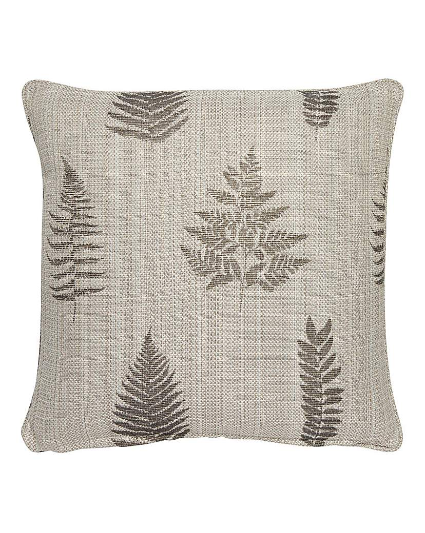 Image of Ancona Fern Woven Cushion