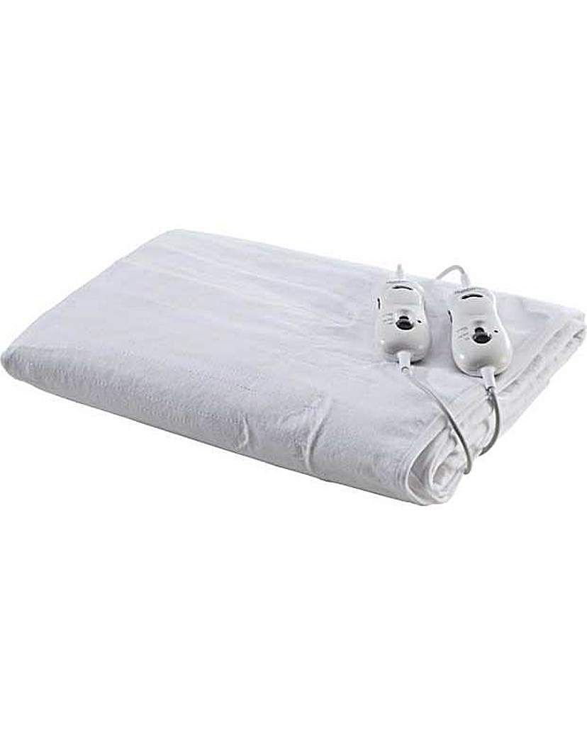 Image of Easy Fit Heated Mattress Cover - Single.