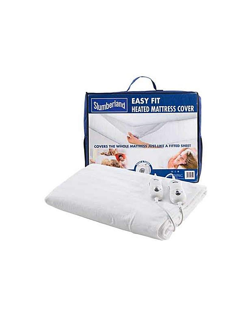 Image of Easy Fit Heated Mattress Cover -Kingsize