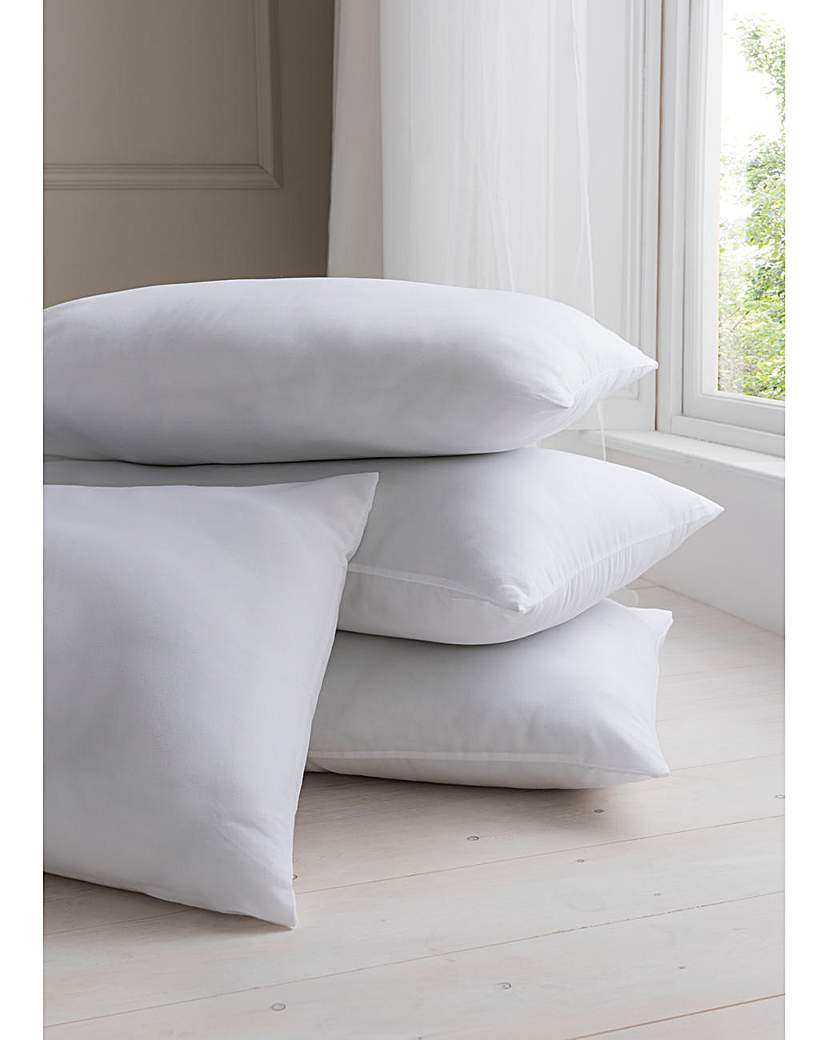 Image of Silentnight Ultrabounce Pillows - Four