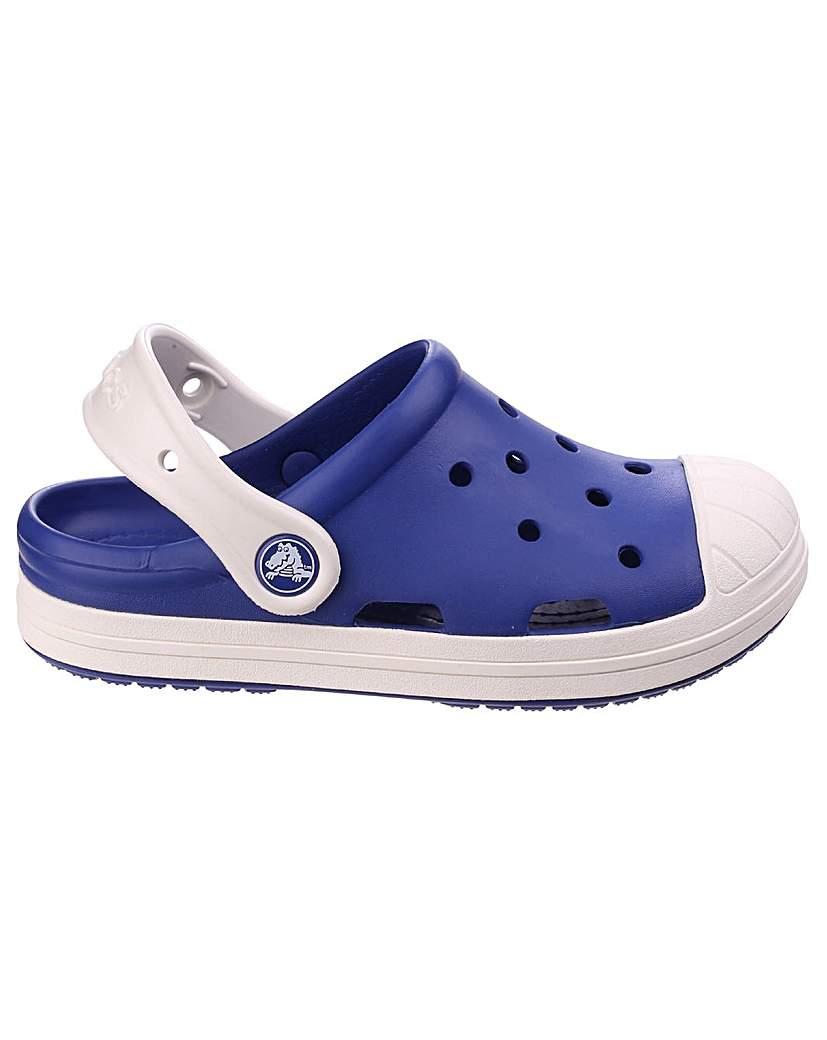 Image of Crocs Childrens Unisex Bump It Clog