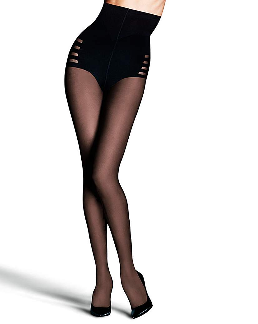 Image of Maidenform Sexy Shaping 40 Denier Tights