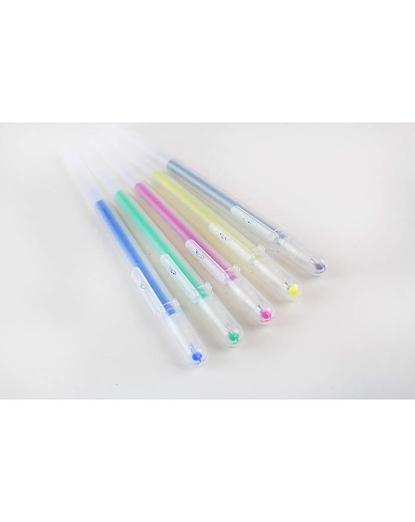 Sakura Stardust Pens - Light