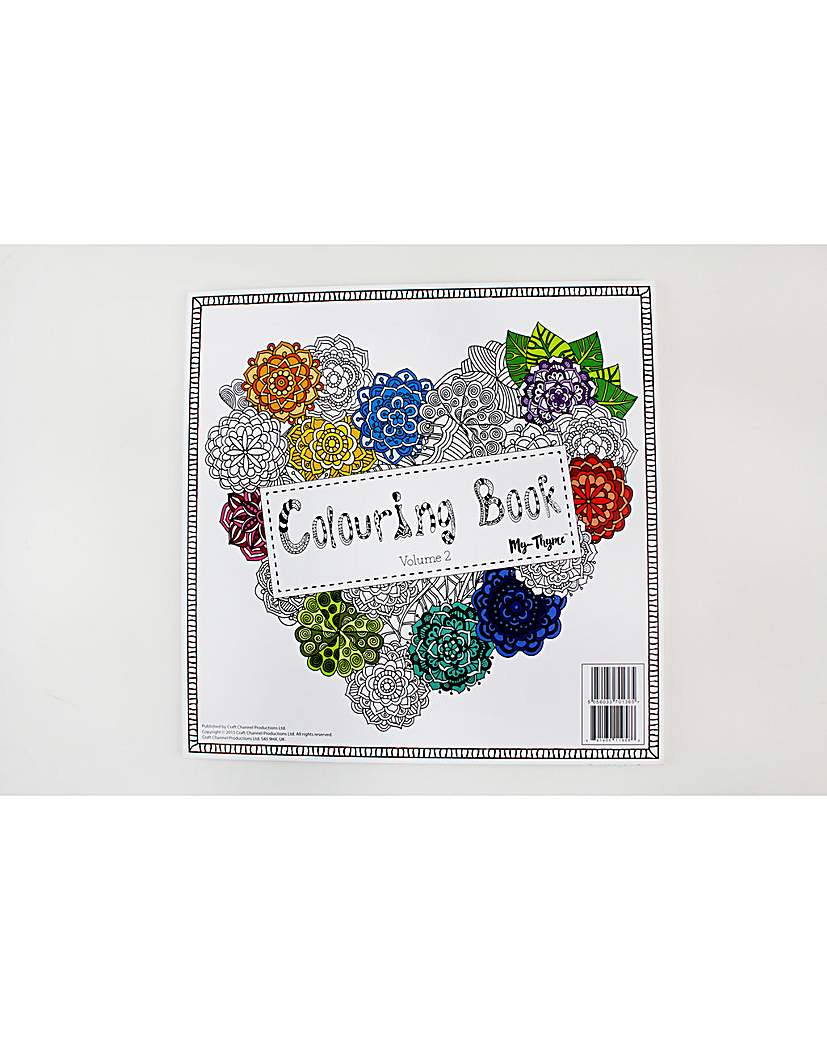 My Thyme Colouring Book 2