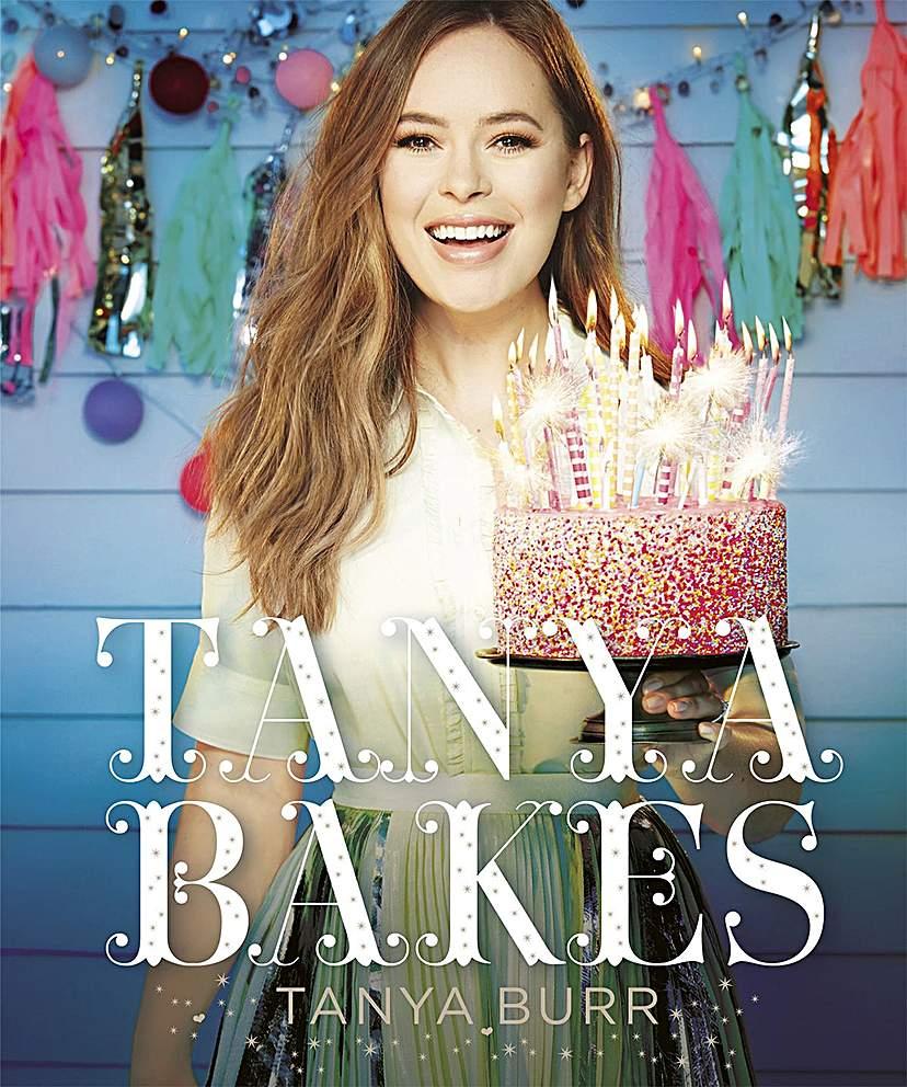 Image of Tanya Bakes Tanya Burr