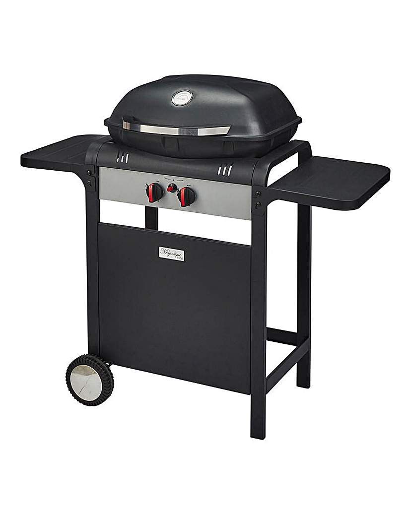 Image of 2 Burner Gas BBQ